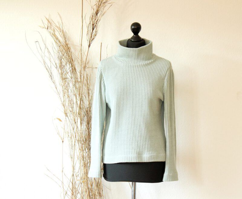 Schnittmuster Pullover do it my wear