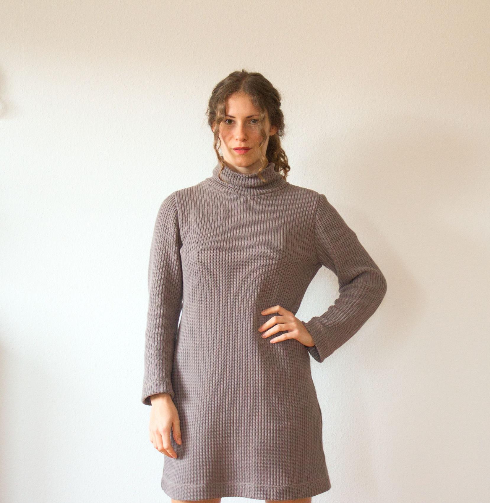 Schnittmuster Kleid Falum Do it My Wear