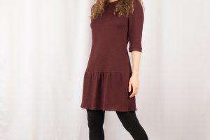 Patternhack: Frühlingsvariante Kleid Falum